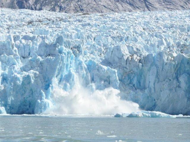 Não é só por um (grande) pedaço de gelo!