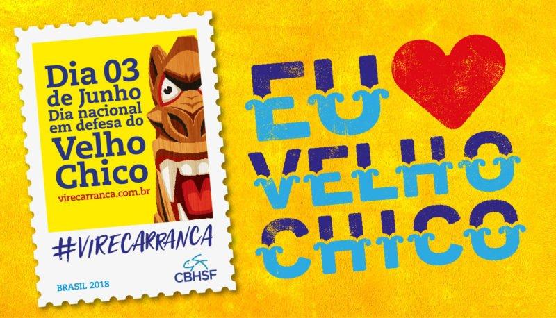 #VireCarranca – Eu Viro Carranca para defender o Velho Chico