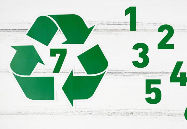 Você Sabe o que Significam os Símbolos de Reciclagem de Plástico?