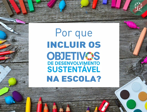 Por que incluir os ODS na escola?
